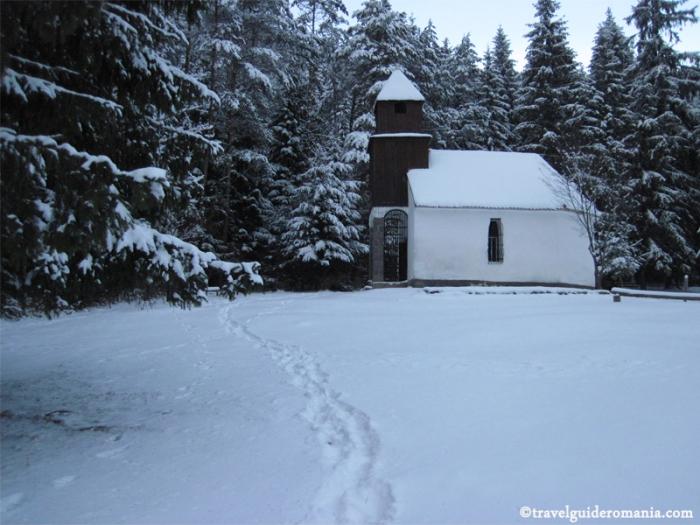 Sfanta Ana chapel