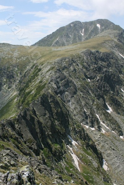 Portile inchise ridge - retezat