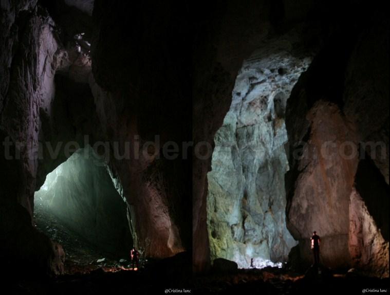 Cetatile Ponorului cave -Apuseni Nature Park