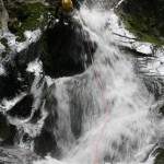 Drastanic canyon - Herculane area