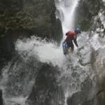 Ramnuta canyon - adventure in Romania