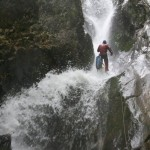 Ramnuta canyon - canyoning in Romania