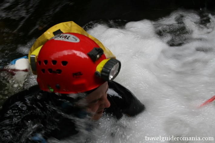 canyoning in Domoglet National Park