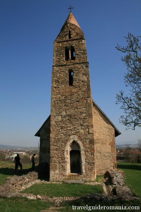 Church in Strei village