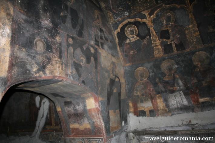 Parvalestilor church - cultural site
