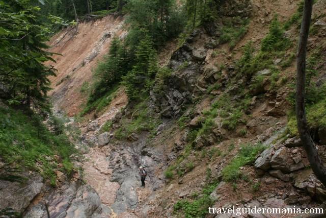 Apuseni Natural Park - Dry valley canyon