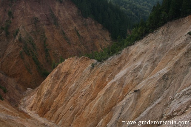 Ruginoasa ravine - Apuseni mountains