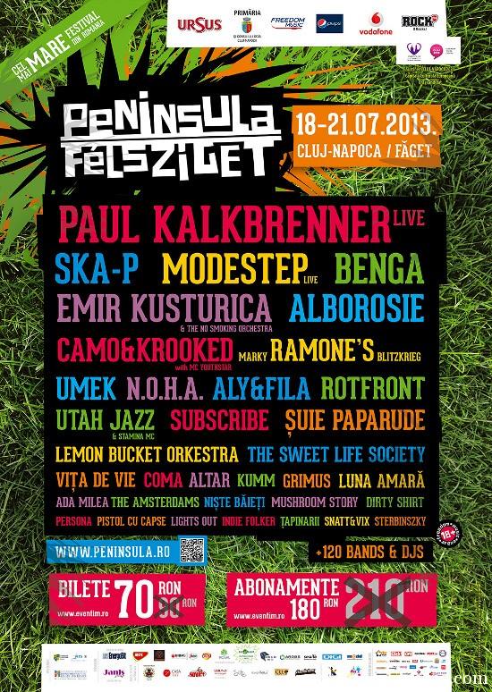 Peninsula Festival 2013