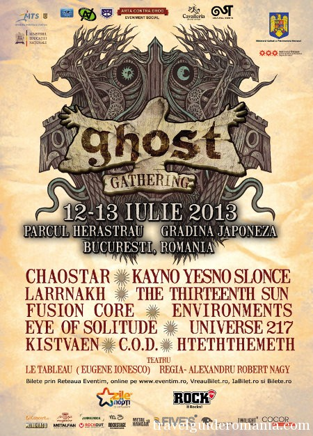 Ghost Gathering Fest