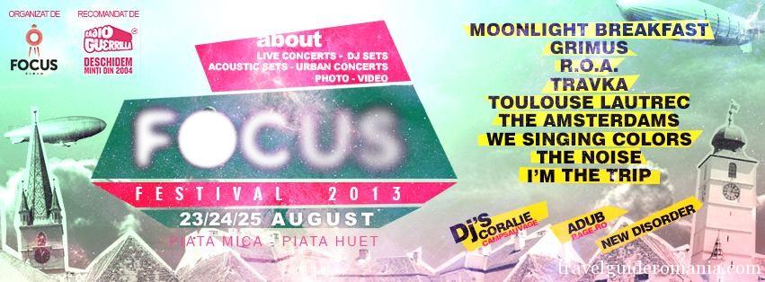 Focus Festival Sibiu 2013