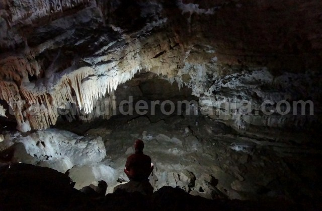 Comarnic cave- Aninei mountains