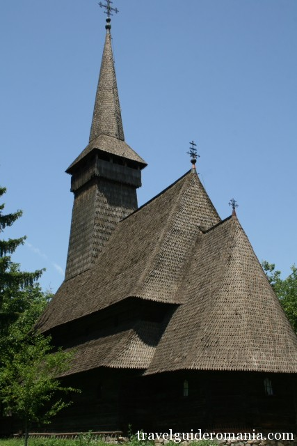 wooden church from Maramures