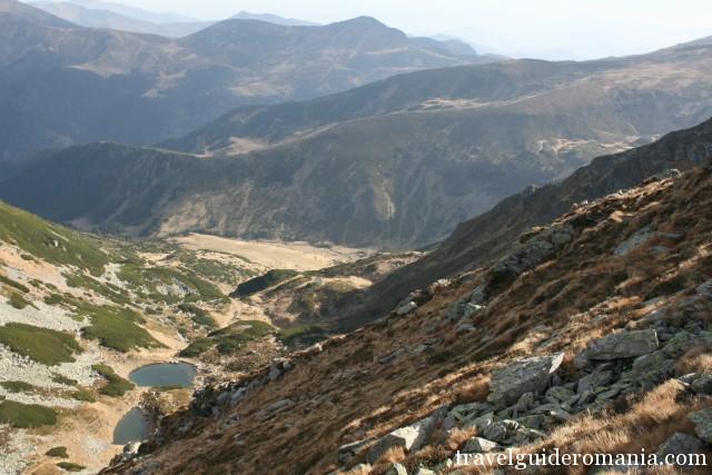 Buhaescului lakes - Rodnei mountains