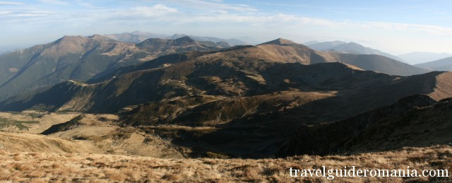 Discovering Rodnei Mountains