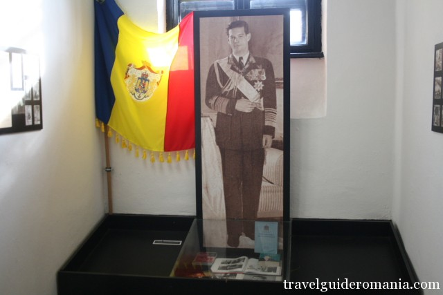Exhibit of King Mihai of Romania