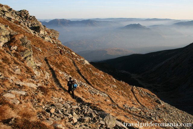 Trekking in Romania - Rodnei mountains