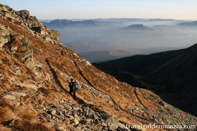Trekking in Romania - Rodnei mountains