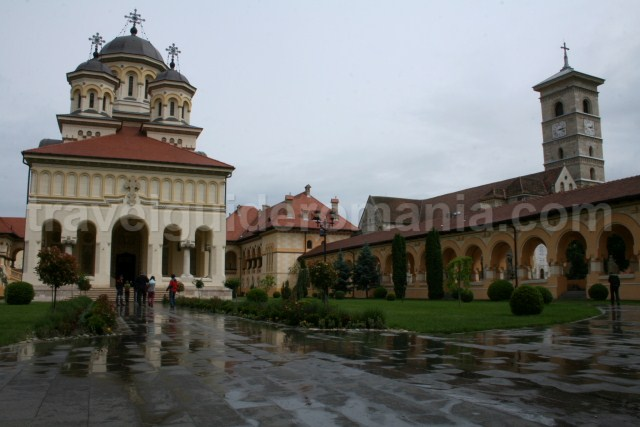 Cathedral of the Unity of the People - Alba Iulia