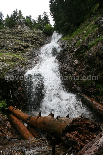 Bohodei waterfall - Bihorului mountains