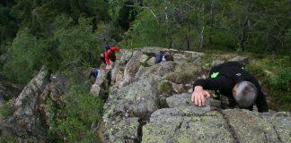 Adventure treks in Apuseni mountains