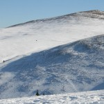 Sureanu ski resort – Gate of heaven area