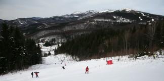 Cavnic ski resort