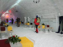 Balea Ice Hotel - Fagaras mountains