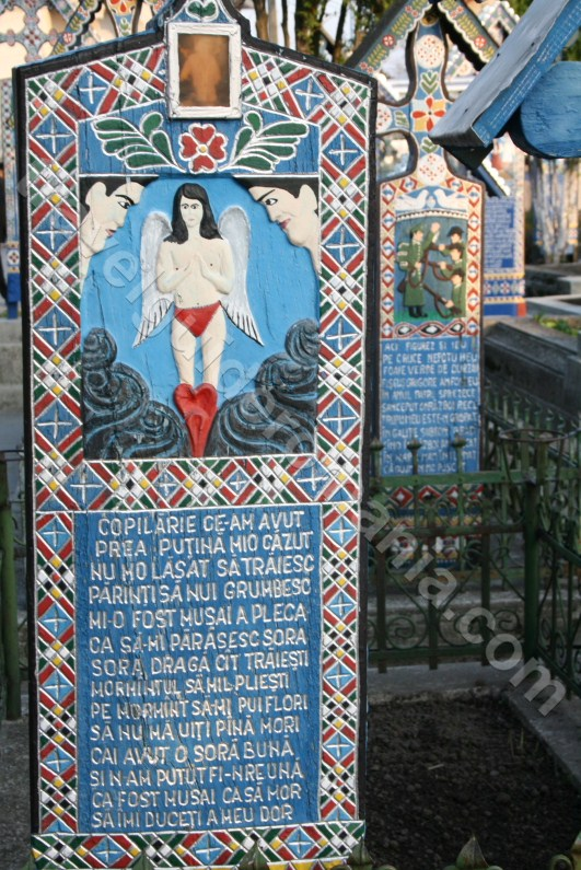 Discovering Romania - The Merry Cemetery