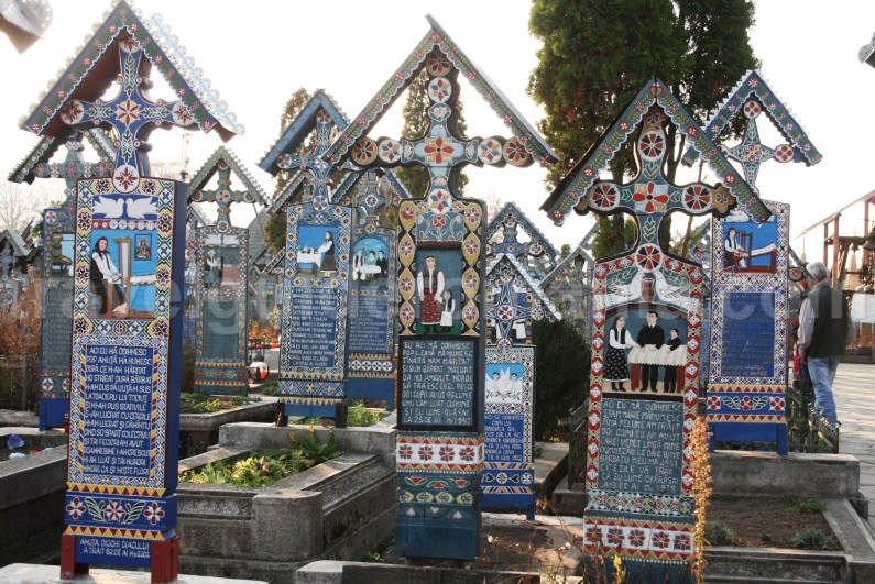 The Merry Cemetery of Sapanta – Maramures