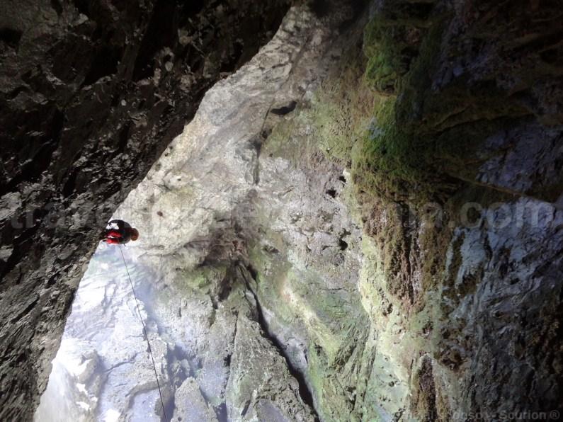 Campeneasca Cave - Codru Moma mountains