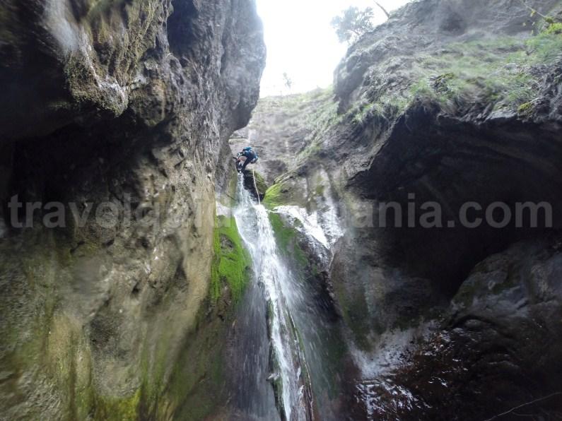 Canyoning in Apuseni Natural Park