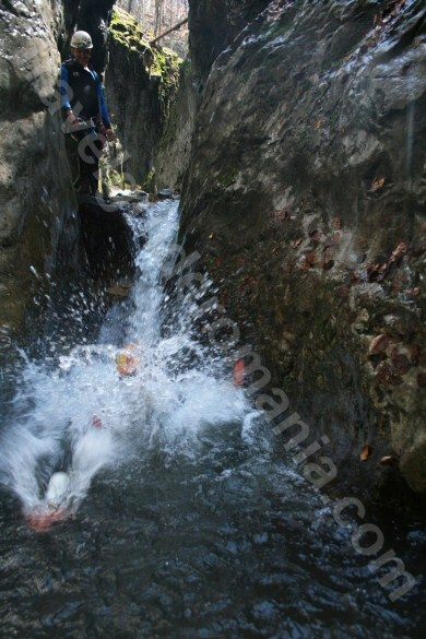 Canyoning in Bihorului Mountains - Apuseni Natural Park