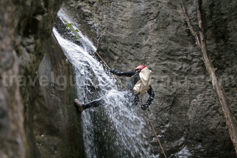 Oselu Canyon - Apuseni Natural Park