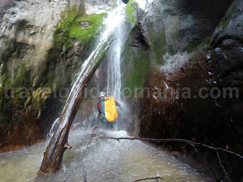 Oselu Canyon - discover wild Romania