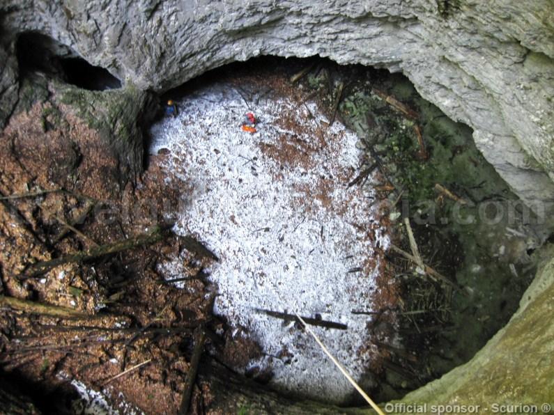 Bortig Pit Cave - Apuseni Mountains