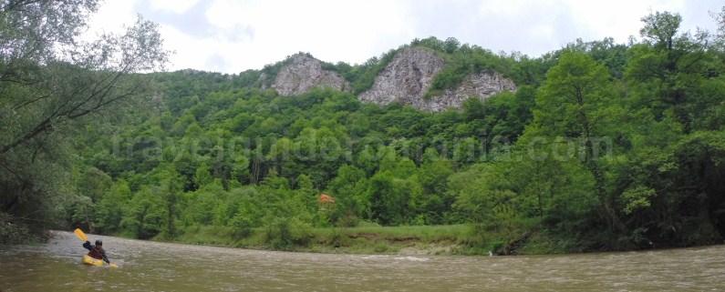Faft River (Crisul Repede) - Padurea Craiului Mountains
