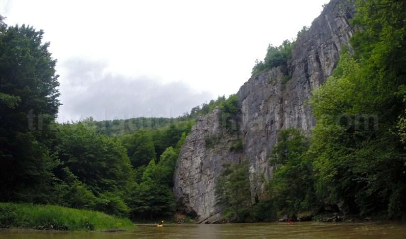 Fast River (Crisul Repede) touristic area - Bihor county