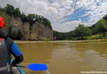 Rafting on Crisul Repede