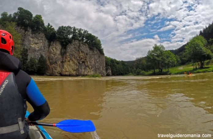 Rafting on Crisul Repede