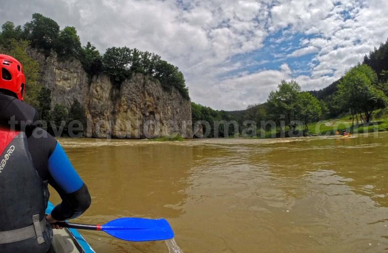 Water sports in Romania - Suncuius - Vadul Crisului