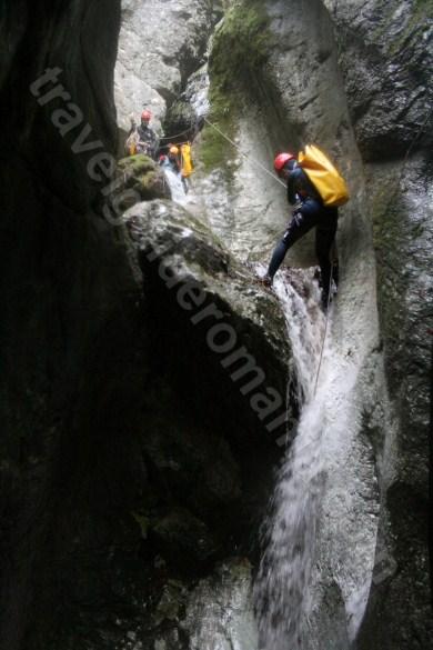Wild Romania - Cheia Rea canyon