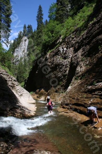 Visiting Romania - Somesul Cald Valley