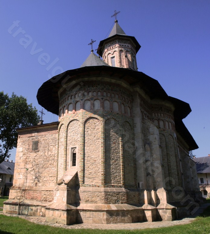 Church of the Ascension (Inaltarea Domnului) - built by Stefan cel Mare (prince of Moldavia)