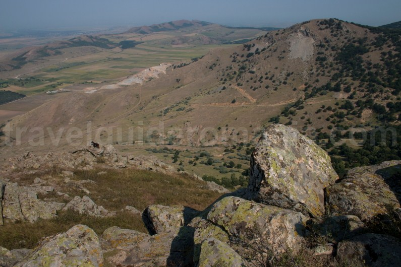 Macinului Mountains - National Park - Dobrogea