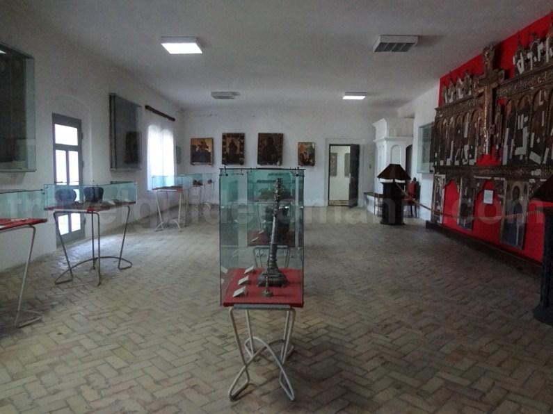 Museum of Neamt Monastery in Moldavia (Moldova)- Romania