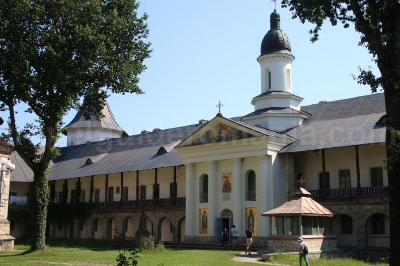 Sfantul Gheorghe Church at Neamt Monastery