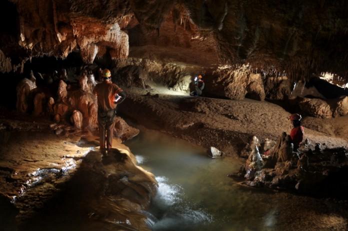 Adventure and caving in Romania