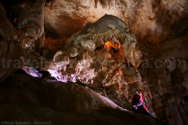 Beauties of Romania - caves of Apuseni Mountains