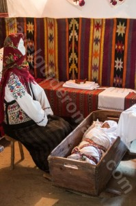 Birth traditions in romanian culture