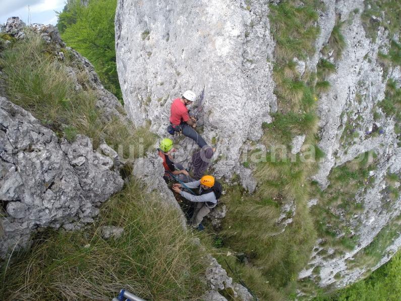 Alpinism in Muntii Bihorului - Arieseni - Vartop